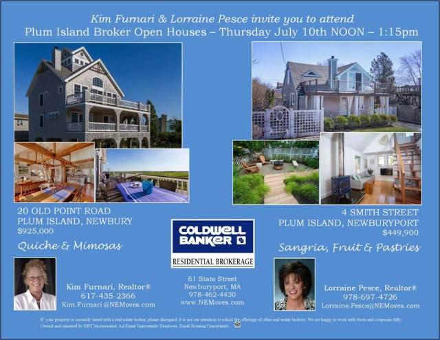 PI Open House July 10