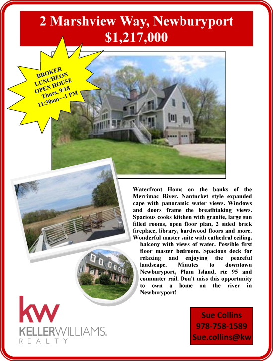 2 Marshview Way, Newburyport