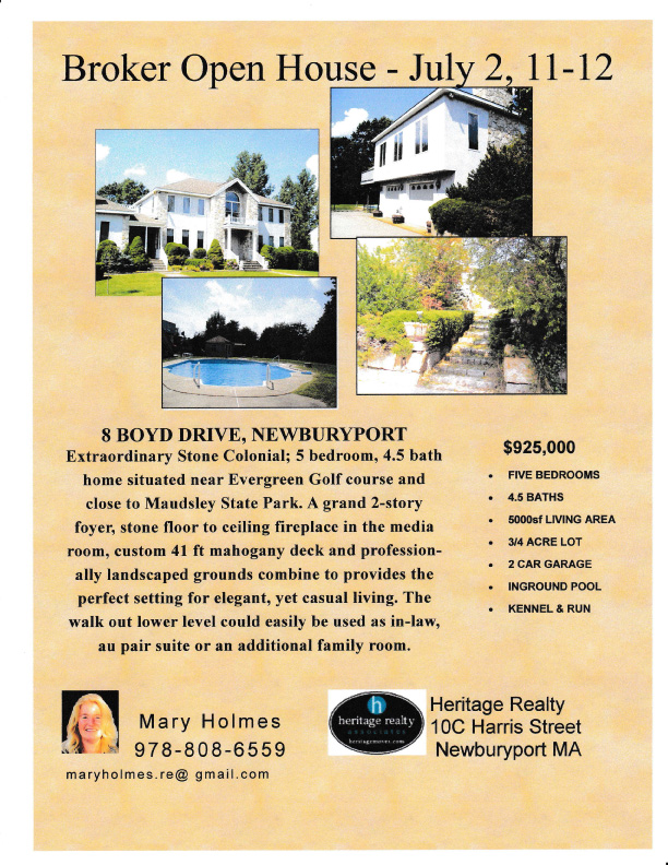 Boyd Dr Broker Tour July 2, 2015 (1)