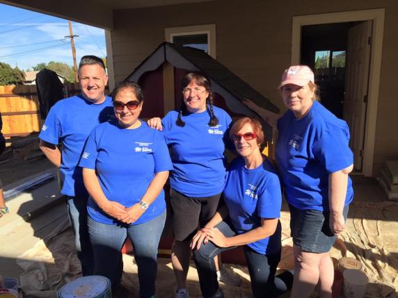2 Habitat Build San Diego