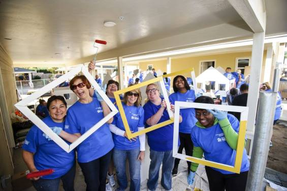 Habitat Build San Diego