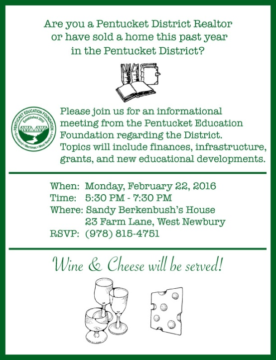 Pentucket District Flyer
