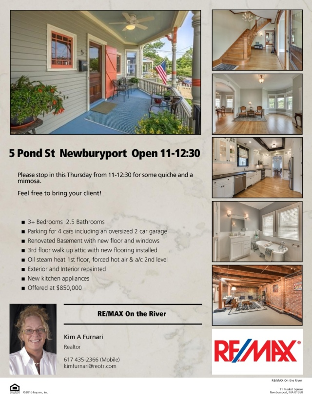 5 pond broker open