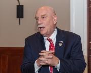 Paul Yorkis, MAR 2017 President