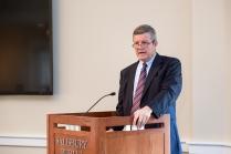 Neil Harrington addresses GNAR members